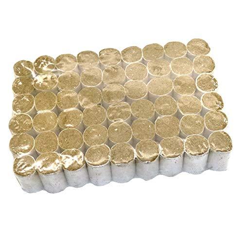 Bomba del humo de la abeja de 54Pcs/lot hecha de las hierbas ninguÌ n daño a las abejas especiales para la apicultura del equipo de la apicultura del fumador de la abeja