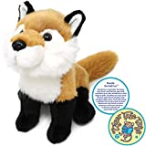 VIAHART Rosalie The Red Fox | 7 Inch Stuffed Animal Plush | by Tiger Tale Toys