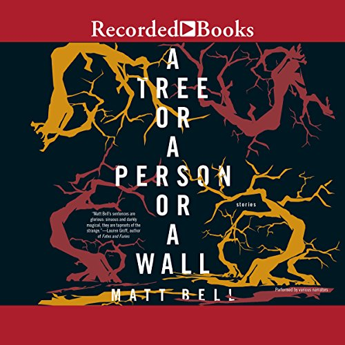 A Tree or a Person or a Wall audiobook cover art