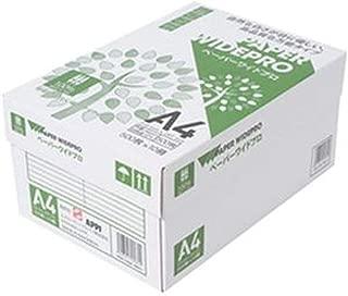 ==まとめ== APP-コピー用紙-ペーパーワイドプロ・A4・1箱-5000枚-×2セット-