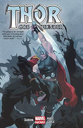 Thor: God Of Thunder by Jason Aaron Vol. 1: God of Thunder Volume 1 (English Edition)