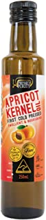 Pressed Purity Apricot Kernel Oil - Cold Pressed, 250 Milliliters