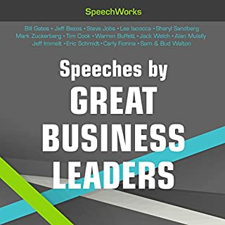 Speeches by Great Business Leaders cover art