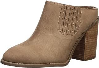 Madden Girl Women's MAGGIEE Fashion Boot, tan Micro, 10 M US