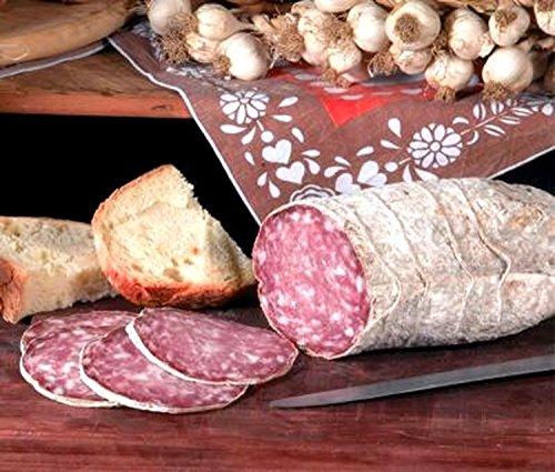Soppressa di puro suino con aglio ca. 2,75 kg. - Bazza