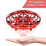 JIAMA Flying Ball, Mini UFO Drone Bola voladora RC Flying Juguetes,...