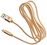 Xtrax Cabo Micro Usb 1.5M M15Gd Gold, 801118