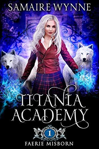 Faerie Misborn (Titania Academy Book 1) (English Edition)