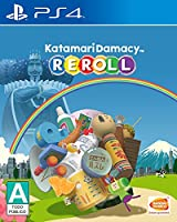 Katamari Damacy REROLL(輸入版:北米)- PS4