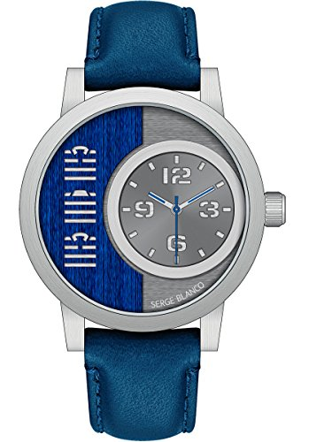 Montre SERGE BLANCO Homme Collection BLC15 Reference SB1135-4