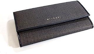 ブルガリ BVLGALI BLACK 長財布(ファスナー付) 32585 [並行輸入品]