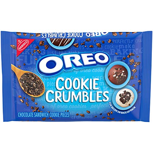 Oreo OREO Chocolate Sandwich Cookie Crumbles, 1 Pack (1 lb),