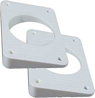 taco outrigger mounting plates