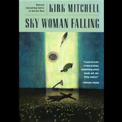 Sky Woman Falling  audiobook cover art