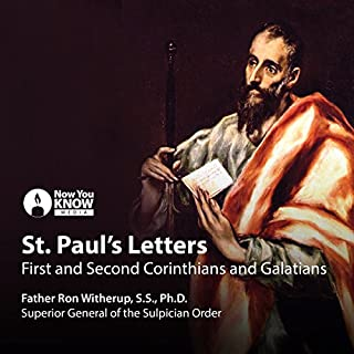 St. Paul's Letters audiobook cover art