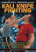 kali knife fighting dvd
