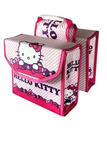 Helo Kitty fietstas - opbergtas - dubbele tas - dubbele tas - dubbele tas