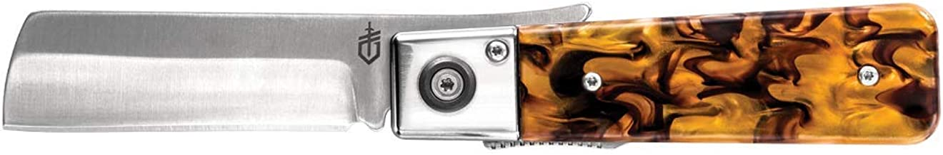 Gerber Unisex Jukebox Fällkniv, marmor, en storlek