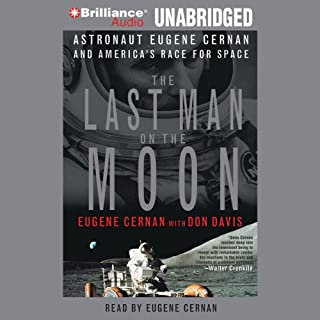 The Last Man On the Moon cover art
