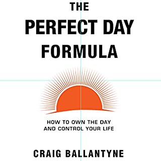 The Perfect Day Formula audiobook cover art