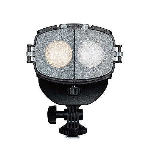 Nicna CN-20FC Fotografia Fotocamera LED Fill-in Luce Lampada Video Spotlight 3200K-5600K per Canon Nikon Pentax Olympus DSLR