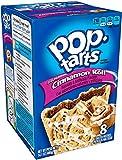 Kellogg's Pop-Tarts Cinnamon Roll - 8 Unidades por Caja