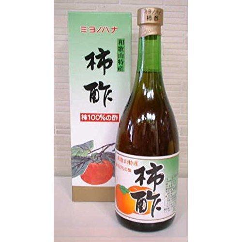 田村造酢『ミヨノハナの柿酢』