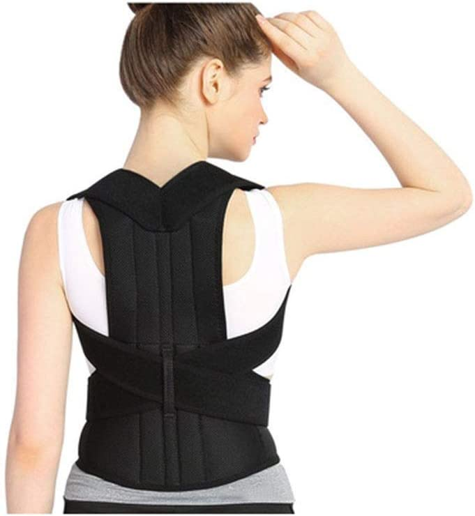 Tulsa Mall Posture Long-awaited corrector Men and Women Comfo Breathable Fabric Soft