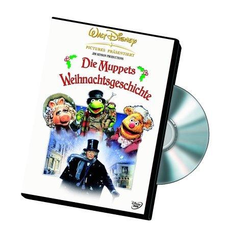 Die Muppets-Weihnachtsgeschichte [DVD] [1992] by Michael Caine