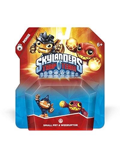 Skylanders Trap Team: Mini 2 Pack (Small Fry, Weeruptor)