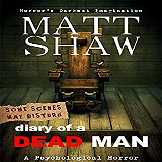 Diary of a Dead Man: The Final Thoughts of Ed Boothe cover art