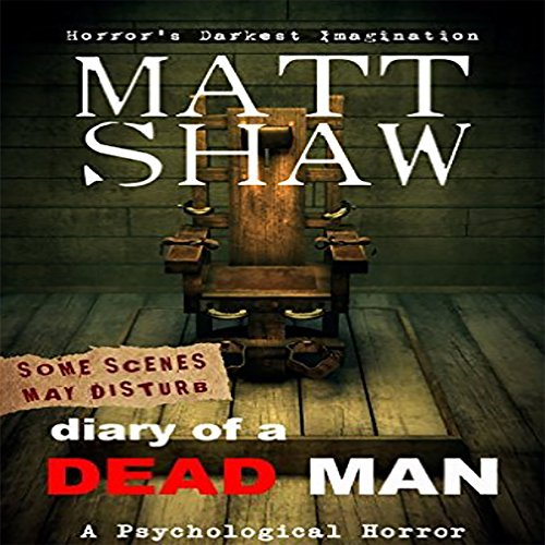 Diary of a Dead Man: The Final Thoughts of Ed Boothe audiobook cover art