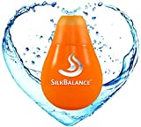 Silk Balance Natural Hot Tub Solution 76 oz with Free Peak Products Spa Thermometer