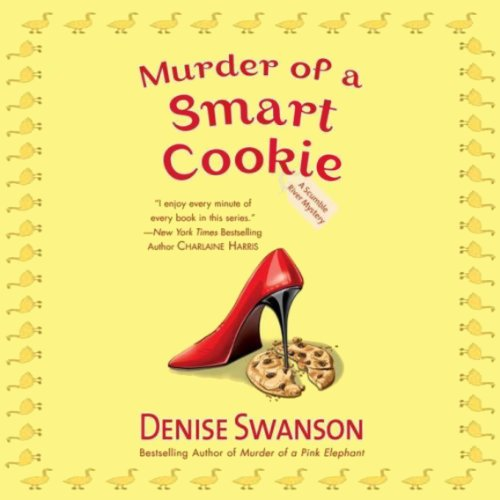 Murder of a Smart Cookie audiobook cover art