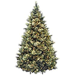 best top rated pre lit tree 2021 in usa