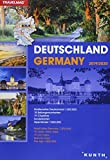 Germany Road Atlas/Reiseatlas Deutschland 2019/2020 (English, French and German Edition)