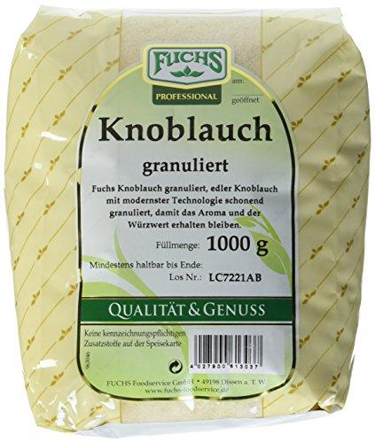 Fuchs Knoblauch granuliert, 2er Pack (2 x 1 kg)