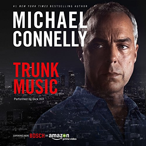Trunk Music: Harry Bosch Series, Book 5 audiobook cover art