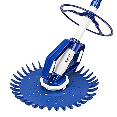 VINGLI Swimming Pool Vacuum Cleaner Automatic Sweeper
