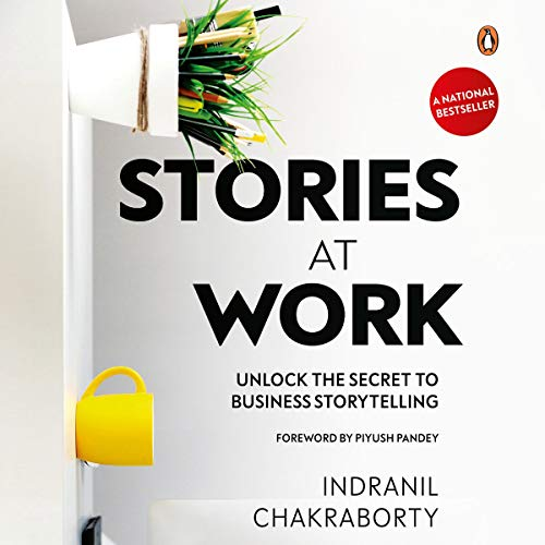 Stories at Work cover art