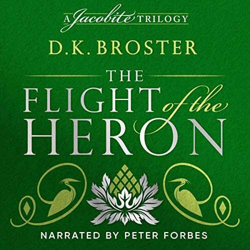 The Flight of the Heron cover art