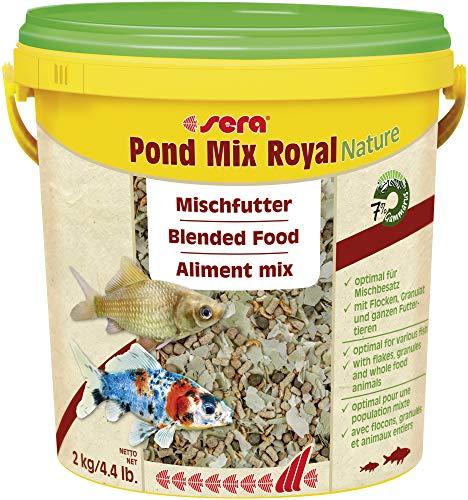 sera Pond Mix Royal, 10 Litre (2kg)