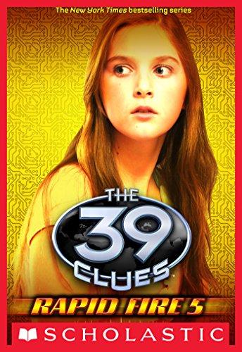 The 39 Clues: Rapid Fire #5: Turbulence (English Edition)