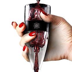 Vinluxe PRO Wine Aerator, Diffuser, Pourer, Decanter