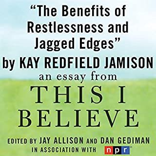 The Benefits of Restlessness and Jagged Edges cover art
