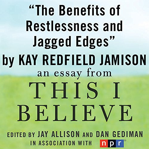 The Benefits of Restlessness and Jagged Edges audiobook cover art