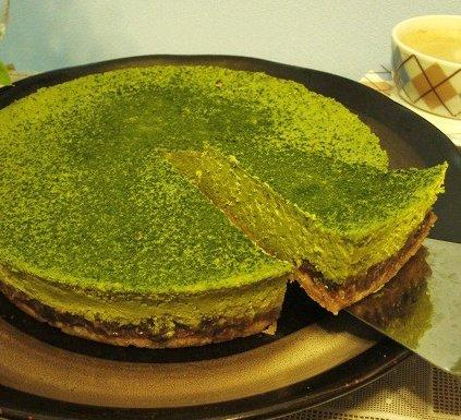 宇治抹茶チーズケーキ (チルド冷蔵) スイーツ ギフト