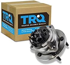 TRQ Front Wheel Hub & Bearing Left or Right for Chevy Pontiac Saturn w/ABS