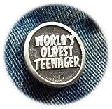 Stoneys Badges Adidas, Teenager Zinn Pin-Brosche mitFun Lustig mit Spruch Humor