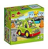 LEGO Duplo - El Coche de Rally, Multicolor (10589)
